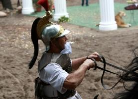 Impreza Zjednoczonych Stajni - Impreza Rzymska